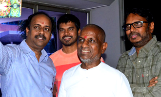 Tamil Trailer of Rudhramadevi Launched by Illayaraja