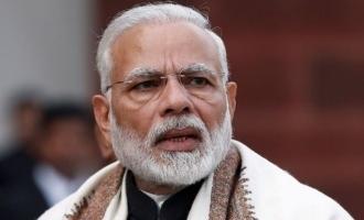 இந்தியா மீண்டும் வென்றுவிட்டது. பிரதமர் மோடி டுவீட்