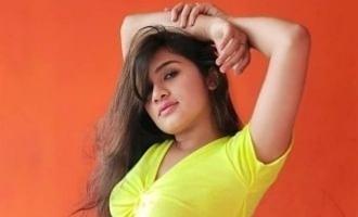 Actress Raveena