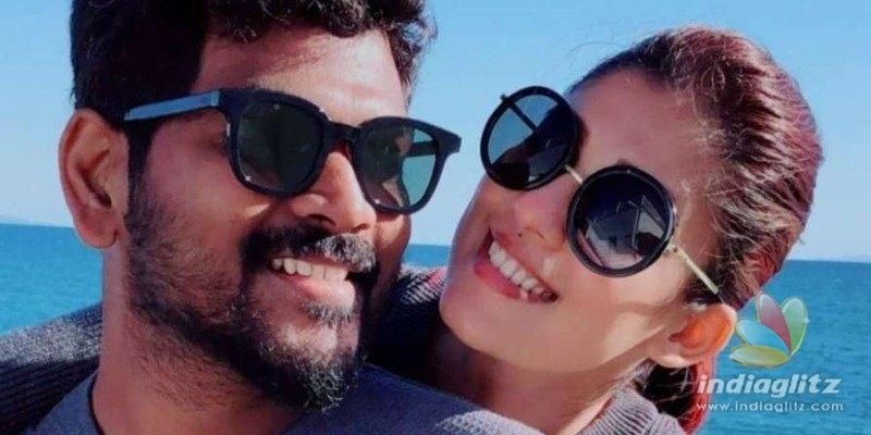 Nayanthara- Vignesh Shivan love story becoming a movie?