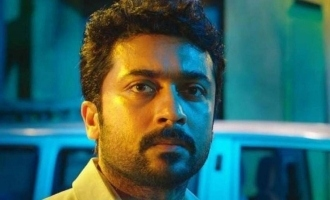Suriya injured?