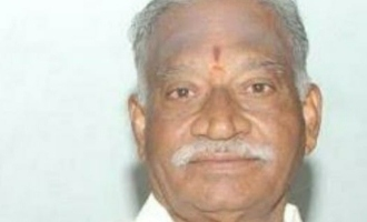 Director Parthiban Desingu Natpe Thunai director father V Desingu passed away covid 19