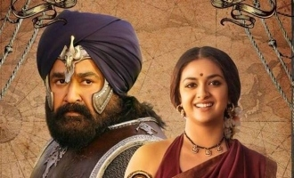 Keerthy Suresh's new look for historical will leave you stunned!