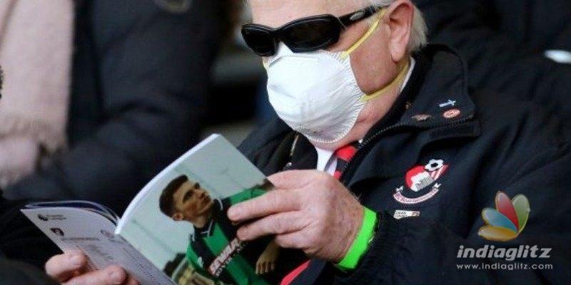 Corona virus affects Premier league matches!