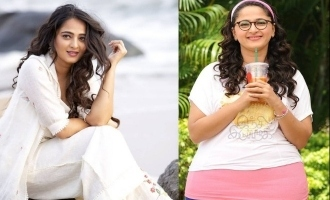 Anushka writes book on how to lose weight healthily