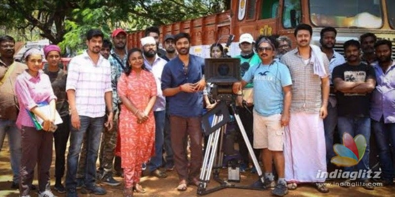 Dhanush to restart most expected mega project soon?