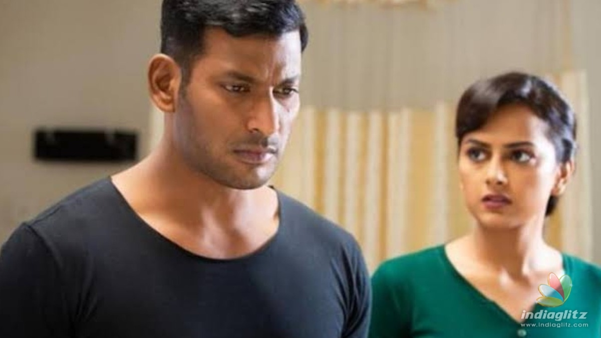 Vishals next action entertainer to release on this date!