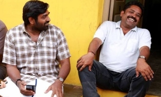 Seenu Ramasamy reveals exciting update on Mamanithan!