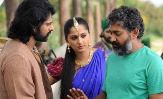 A magical reunion for 'Baahubali' team