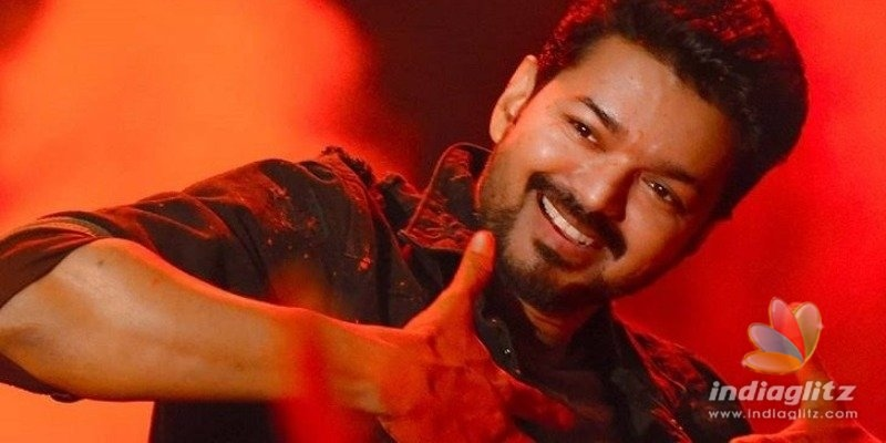Latest hot official update on Thalapathy 64
