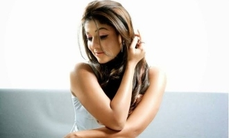 Nayanthara's red hot photo shoot video out