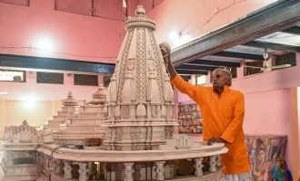 Ahead of Ram temple puja, Ayodhya temple priest and police test corona positive!