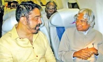 Kamal Haasan equates Abdul Khalam to Buddha