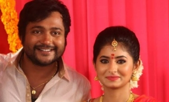 Bobby Simha and Reshmi Menon make an important announcement