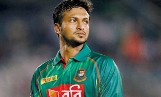 Shakib Al Hasan banned from cricket in regards to corruption issue during IPL