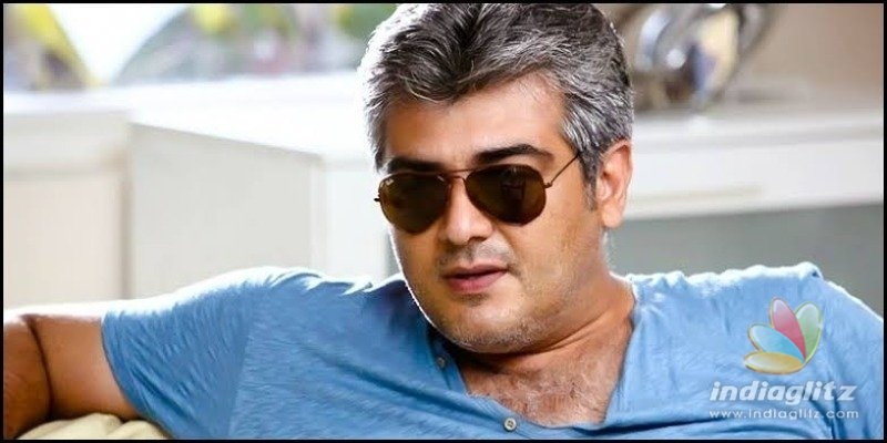 Ajith gets injured during Valimai action sequence shoot!