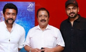 Sivakumar clarifies about recent rumours about his family in video
