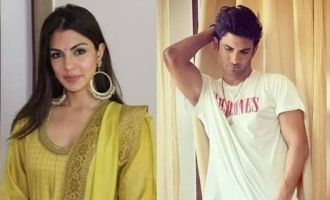Rhea Chakraborty's last words after seeing Sushant's body revealed!