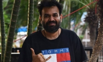 Premgi shares happiness on achieving a milestone!