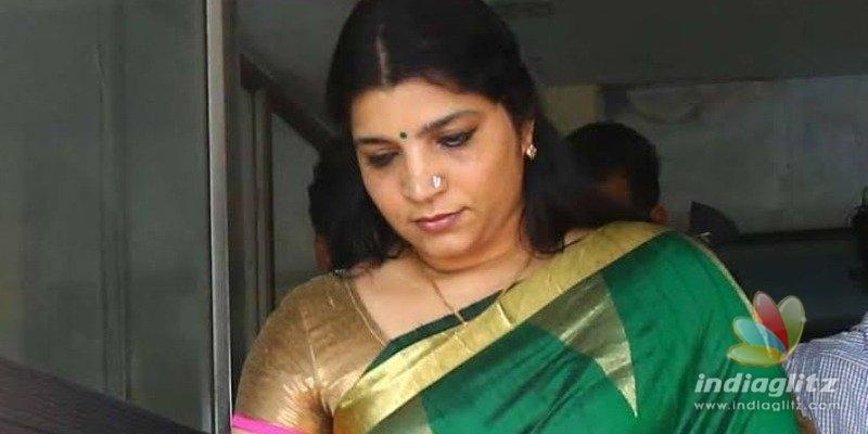 Actress Saritha Nair gets three years jail term