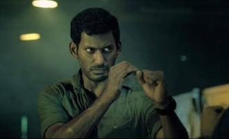 Vishal's next action entertainer to release on this date!