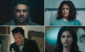 The Hollywoodish 'Nishabdham' teaser chills with its silence