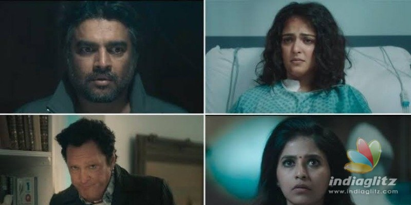Maddy- Anushkas Nishabdham teaser chills with its silence