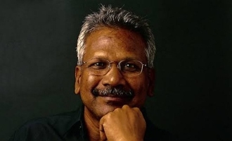 Mani Ratnam's next movie title font released