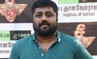 Arrest warrant issued against K.E. Gnanavelraja