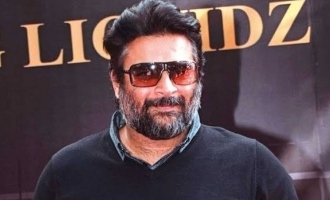 Madhavan acting as a young hero's dad?