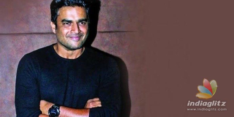 Madhavan acting as dad to a young hero?