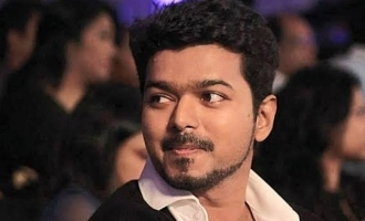 Thalapathy Vijay does mimicry to give a pleasant surprise to young director
