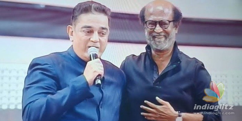 Kamal opens up about Rajinis miracle speech