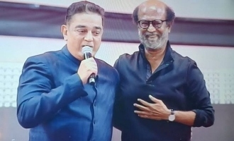 Kamal opens up about Rajini's miracle speech