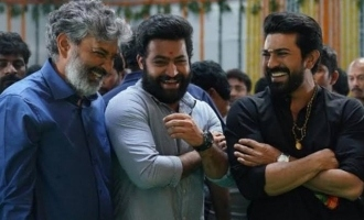 Breaking! Foreign heroine and villains confirmed for S.S. Rajamouli's 'RRR'