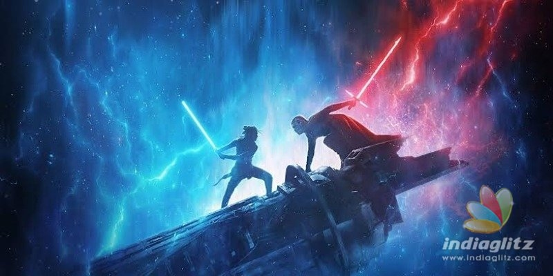 'Star Wars: The Rise of Skywalker' Debuts Stunning IMAX Poster