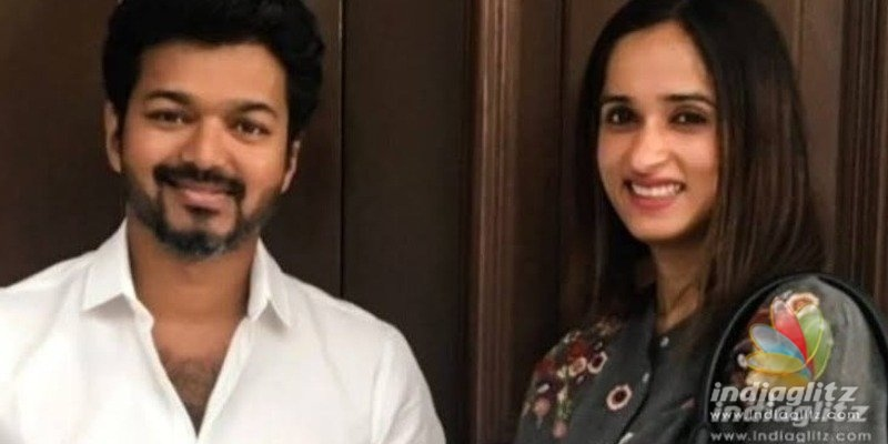Archana Kalpathis demand from Thalapathy 64