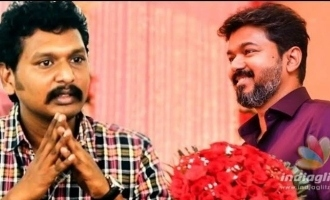 Exclusive Video! Thalapathy Vijay and Lokesh Kanagaraj to reunite after 'Thalapathy 64'