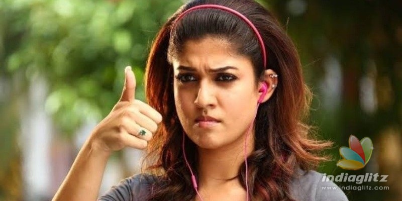 Nayantharas generous corona relief for FEFSI employees!