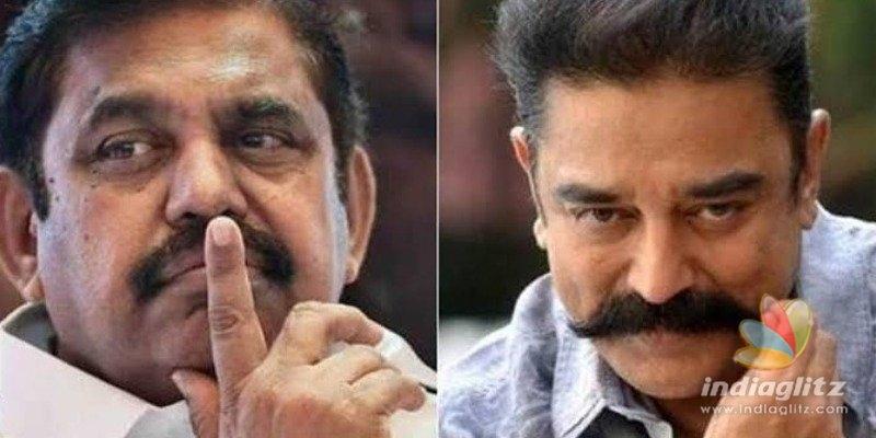 Kamal Haasan slams TN govt and CM Edappadi Palanisamy!