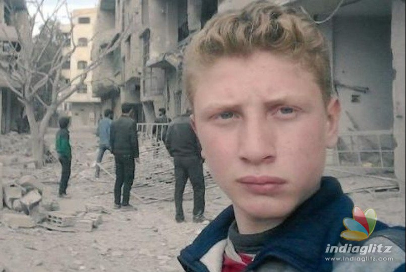 Syrian teenager's selfie videos reveals the grim reality of