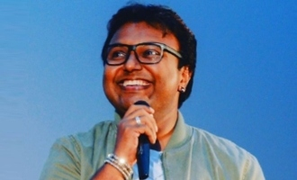 D Imman wished Tamil New year and note vijay in Thamizhan movie