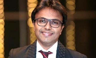 D Imman gets an international honor!