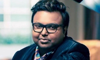 Blind singer Thirumoorthy's touching video goes viral - D . Imman reacts immediately
