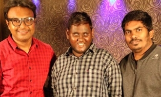 Imman launches viral singer Thirumoorthy in this movie!