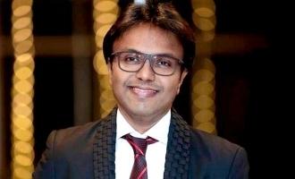'விஸ்வாசம்' இசையால் இமானுக்கு வாழ்த்து தெரிவித்த நடிகர்!
