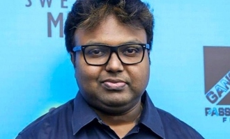 Introduced in Vijay movie getting award in ajith movie says D Imman