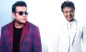 AR Rahman's words of praise for National award winner D Imman!