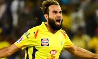 After fans worry about carrying drinks, Imran Tahir expresses love for CSK!