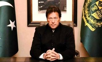 Pak PM Imran Khan's statement on war with India